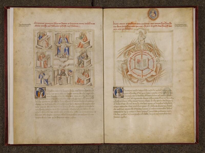 CHANTILLY, Bibliothèque du château, 0599 (1426), f. 001v - 002