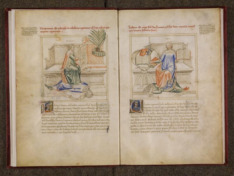 CHANTILLY, Bibliothèque du château, 0599 (1426), f. 003v - 004