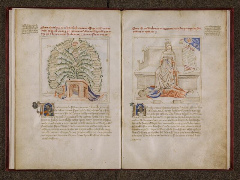 CHANTILLY, Bibliothèque du château, 0599 (1426), f. 004v - 005