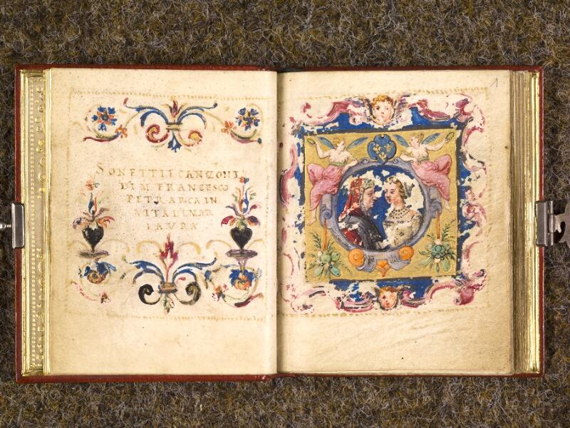CHANTILLY, Bibliothèque du château, 0600 (1322), f. 000Dv - 001