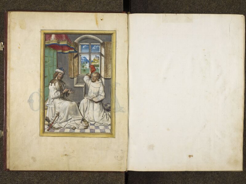 CHANTILLY, Bibliothèque du château, 0680 (1389), f. 001v - 002