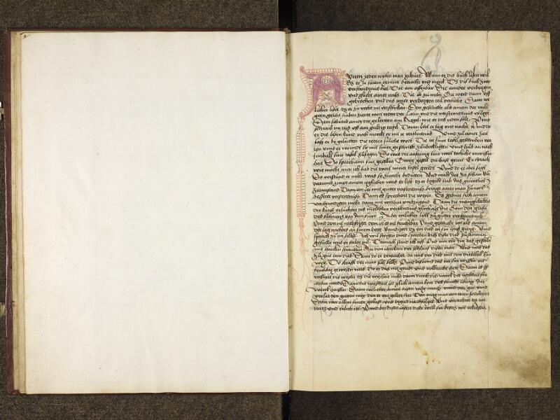 CHANTILLY, Bibliothèque du château, 0680 (1389), f. 004v - 005