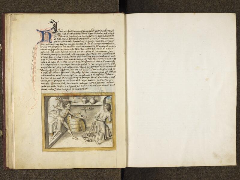 CHANTILLY, Bibliothèque du château, 0680 (1389), f. 007v - 008