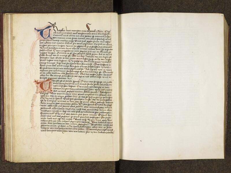 CHANTILLY, Bibliothèque du château, 0680 (1389), f. 032v - 033