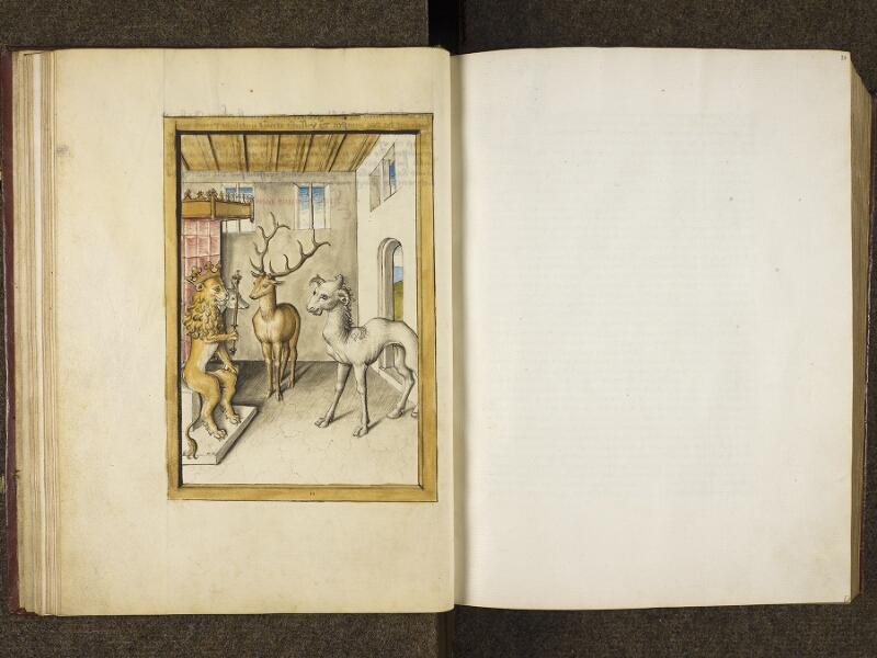 CHANTILLY, Bibliothèque du château, 0680 (1389), f. 036v - 037