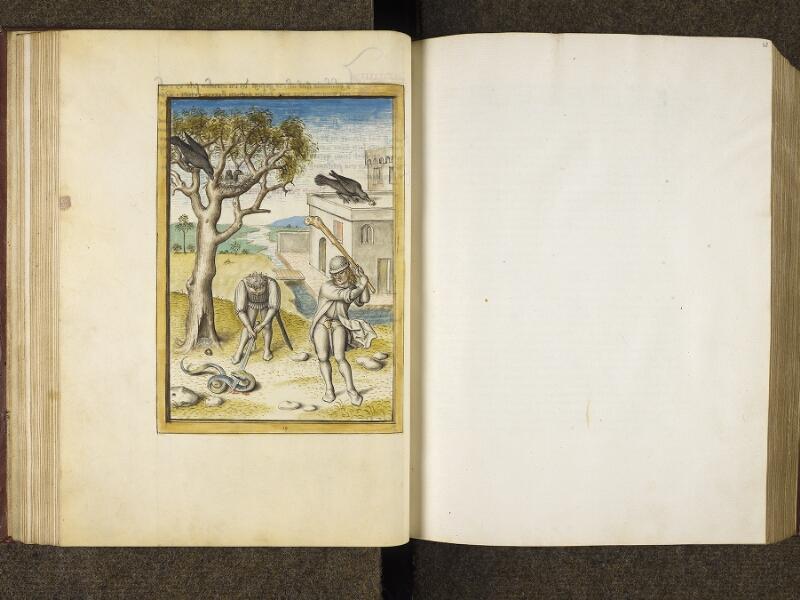 CHANTILLY, Bibliothèque du château, 0680 (1389), f. 057v - 058