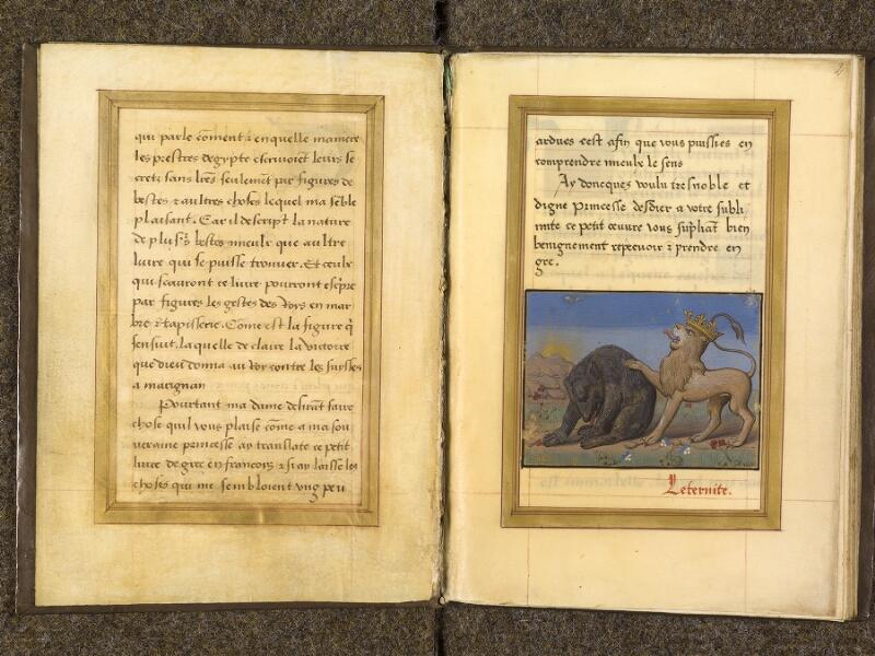 CHANTILLY, Bibliothèque du château, 0682 (1529), f. 001v - 002