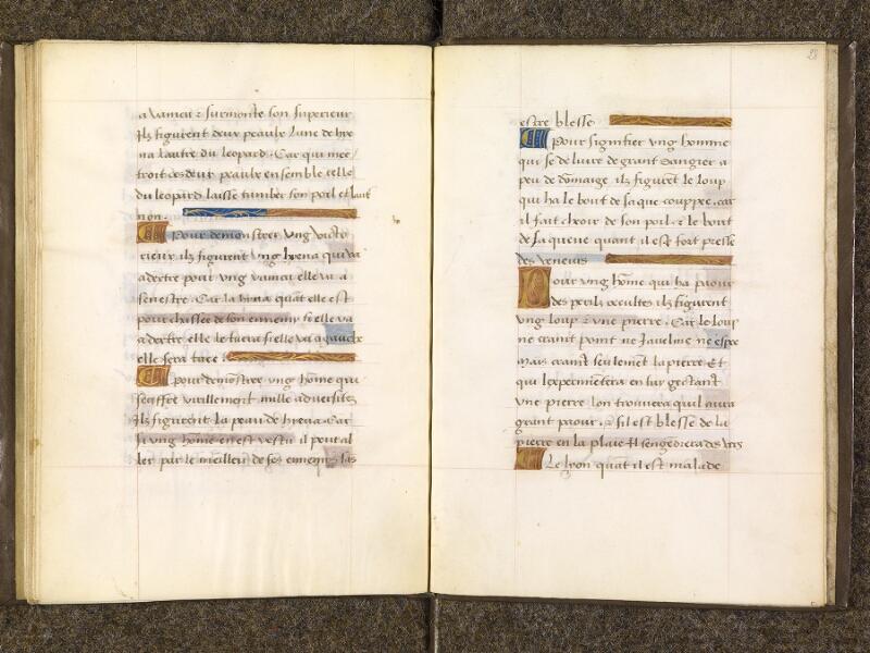 CHANTILLY, Bibliothèque du château, 0682 (1529), f. 027v - 028