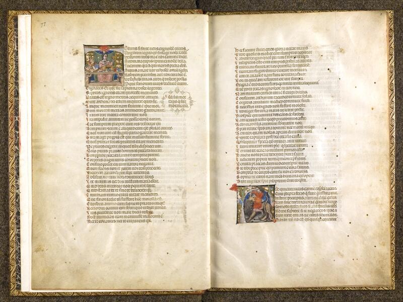 CHANTILLY, Bibliothèque du château, 0683 (1427), f. 002v - 003