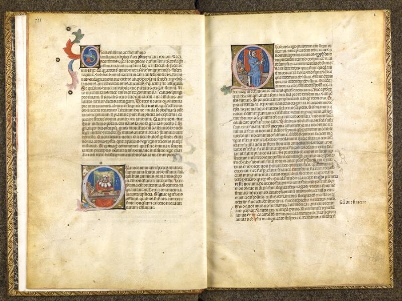 CHANTILLY, Bibliothèque du château, 0683 (1427), f. 005v - 006