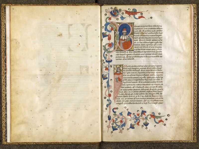 CHANTILLY, Bibliothèque du château, 0683 (1427), f. 009v - 010