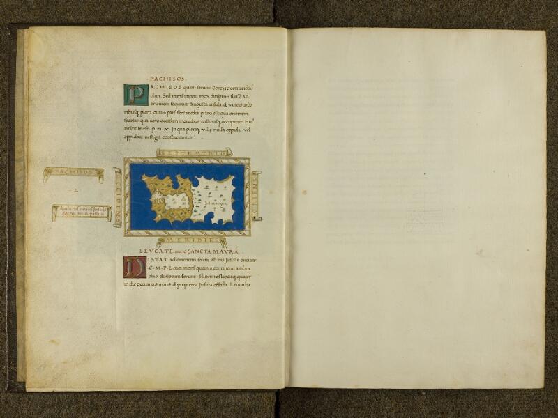 CHANTILLY, Bibliothèque du château, 0698 (0483), f. 004v - feuillet vierge