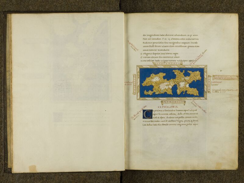 CHANTILLY, Bibliothèque du château, 0698 (0483), feuillet vierge - 006