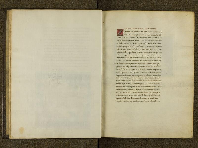CHANTILLY, Bibliothèque du château, 0698 (0483), feuillet vierge - 007