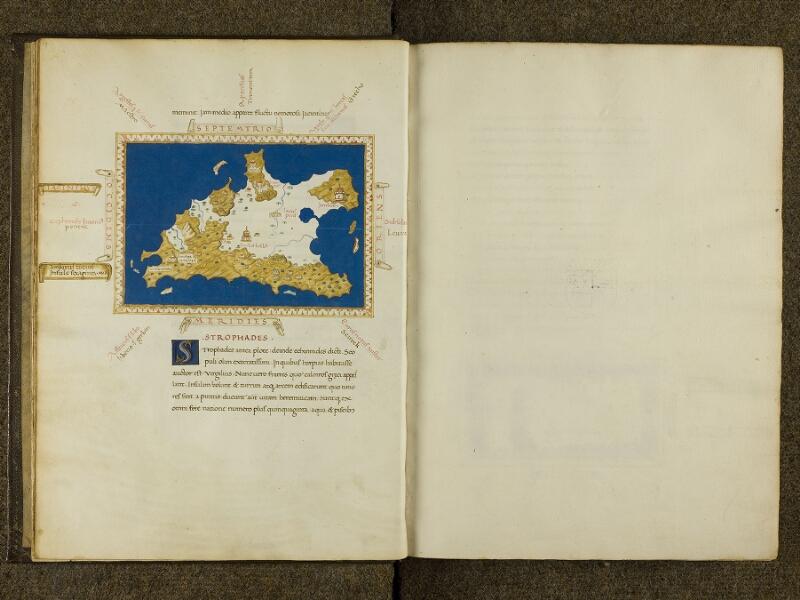 CHANTILLY, Bibliothèque du château, 0698 (0483), f. 007v - feuillet vierge