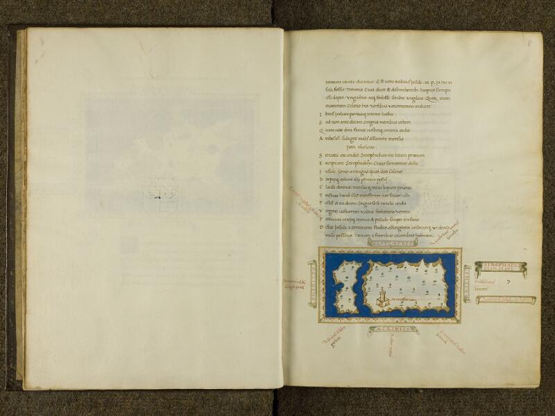 CHANTILLY, Bibliothèque du château, 0698 (0483), feuillet vierge - 008