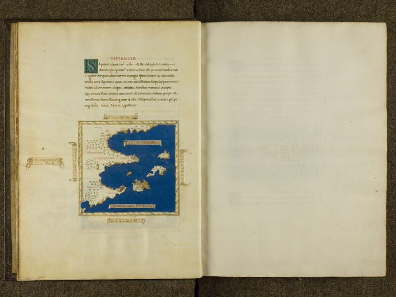 CHANTILLY, Bibliothèque du château, 0698 (0483), f. 008v - feuillet vierge