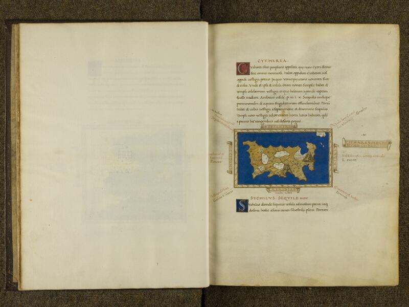 CHANTILLY, Bibliothèque du château, 0698 (0483), feuillet vierge - 009