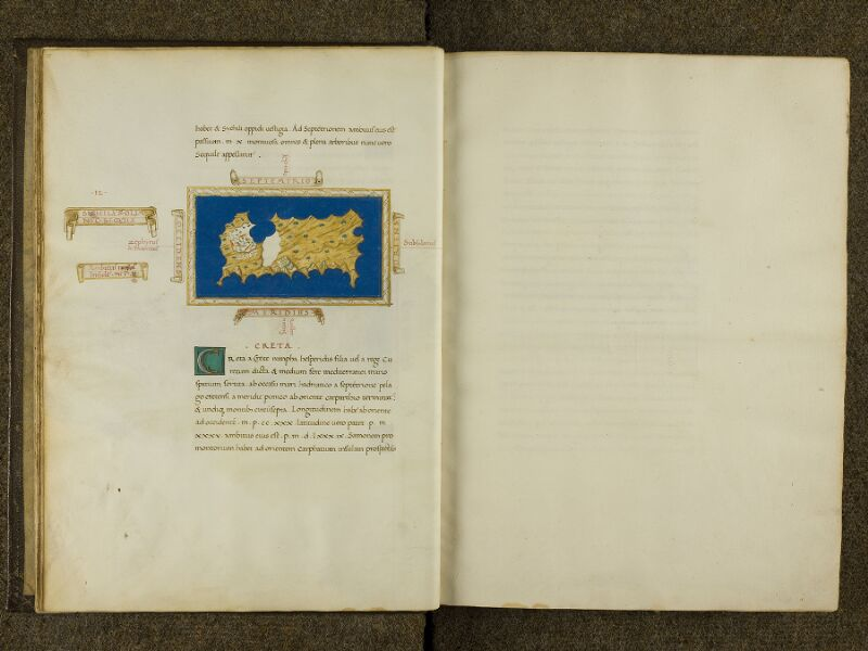 CHANTILLY, Bibliothèque du château, 0698 (0483), f. 009v - feuillet vierge