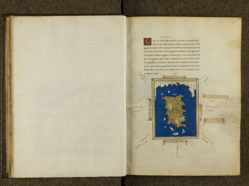 CHANTILLY, Bibliothèque du château, 0698 (0483), feuillet vierge - 013