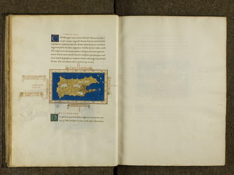 CHANTILLY, Bibliothèque du château, 0698 (0483), f. 013v - feuillet vierge