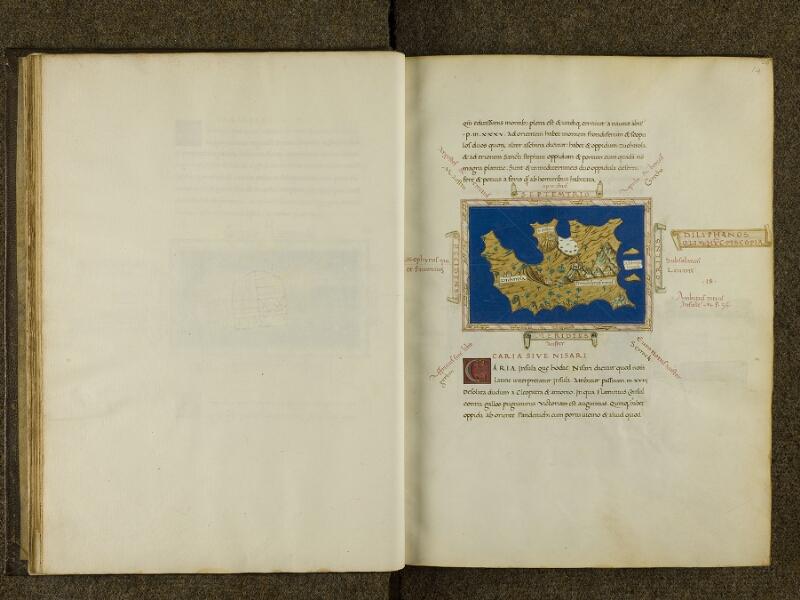 CHANTILLY, Bibliothèque du château, 0698 (0483), feuillet vierge - 014