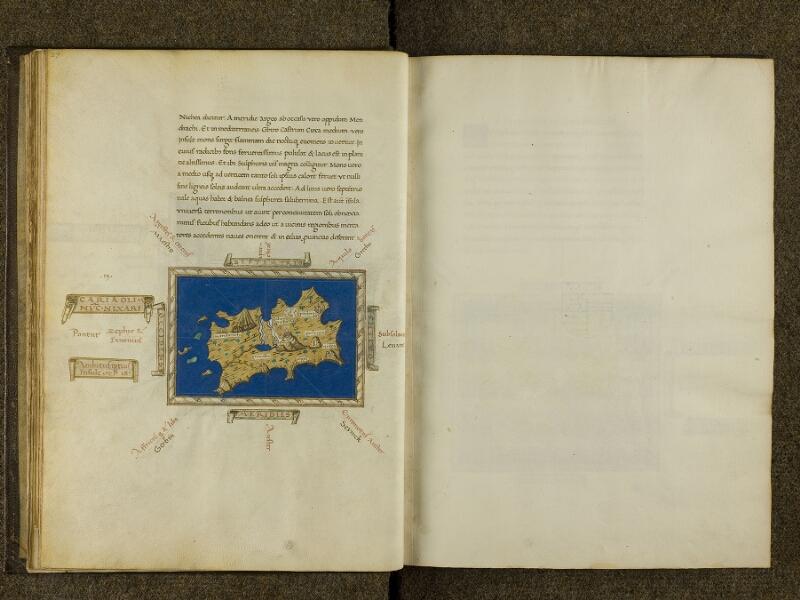 CHANTILLY, Bibliothèque du château, 0698 (0483), f. 014v - feuillet vierge