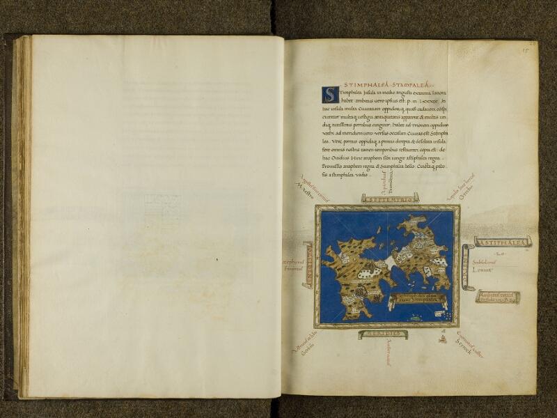 CHANTILLY, Bibliothèque du château, 0698 (0483), feuillet vierge - 015