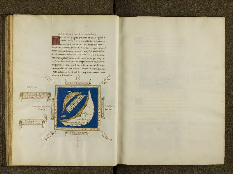 CHANTILLY, Bibliothèque du château, 0698 (0483), f. 015v - feuillet vierge