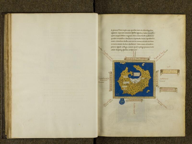 CHANTILLY, Bibliothèque du château, 0698 (0483), feuillet vierge - 017