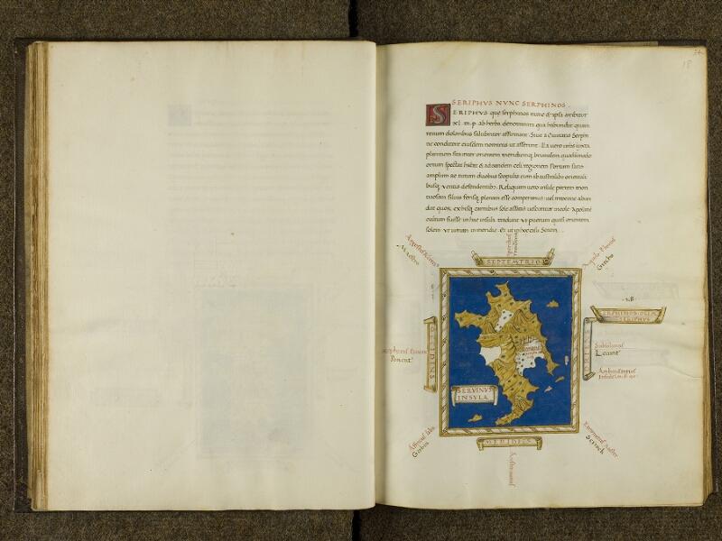 CHANTILLY, Bibliothèque du château, 0698 (0483), feuillet vierge - 018