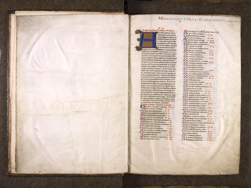 CHANTILLY, Bibliothèque du château, 0724 (1596), f. 000Cv - 001