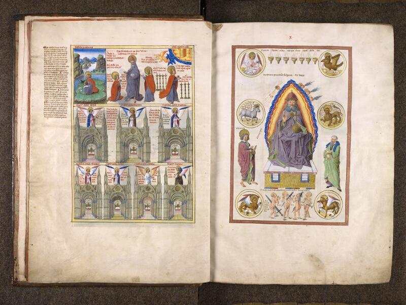 CHANTILLY, Bibliothèque du château, 0724 (1596), f. 009v - 010