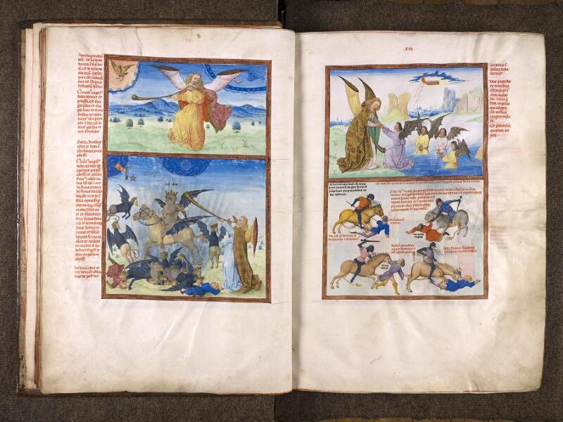 CHANTILLY, Bibliothèque du château, 0724 (1596), f. 012v - 013
