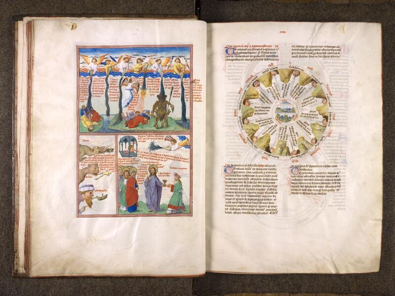 CHANTILLY, Bibliothèque du château, 0724 (1596), f. 016v - 017