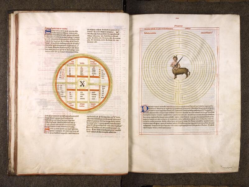 CHANTILLY, Bibliothèque du château, 0724 (1596), f. 020v - 021