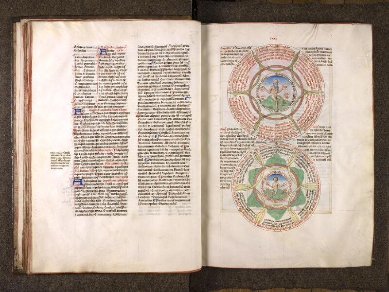 CHANTILLY, Bibliothèque du château, 0724 (1596), f. 031v - 032