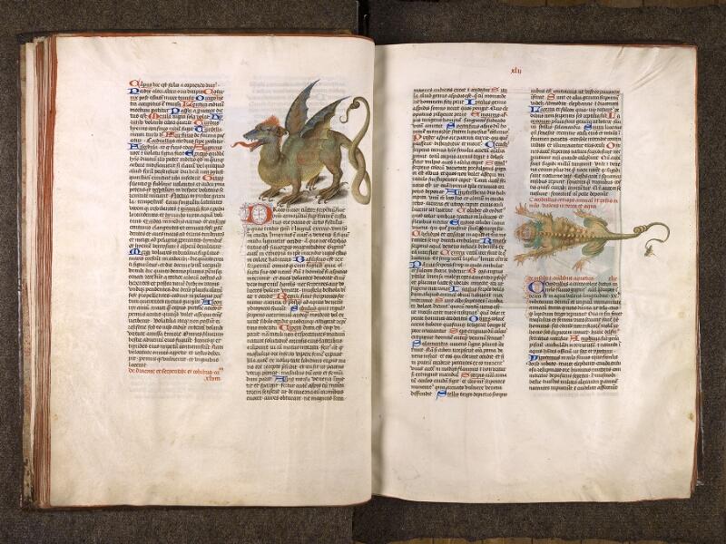 CHANTILLY, Bibliothèque du château, 0724 (1596), f. 041v - 042
