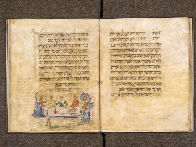 CHANTILLY, Bibliothèque du château, 0732 (1352), f. 030v - 031
