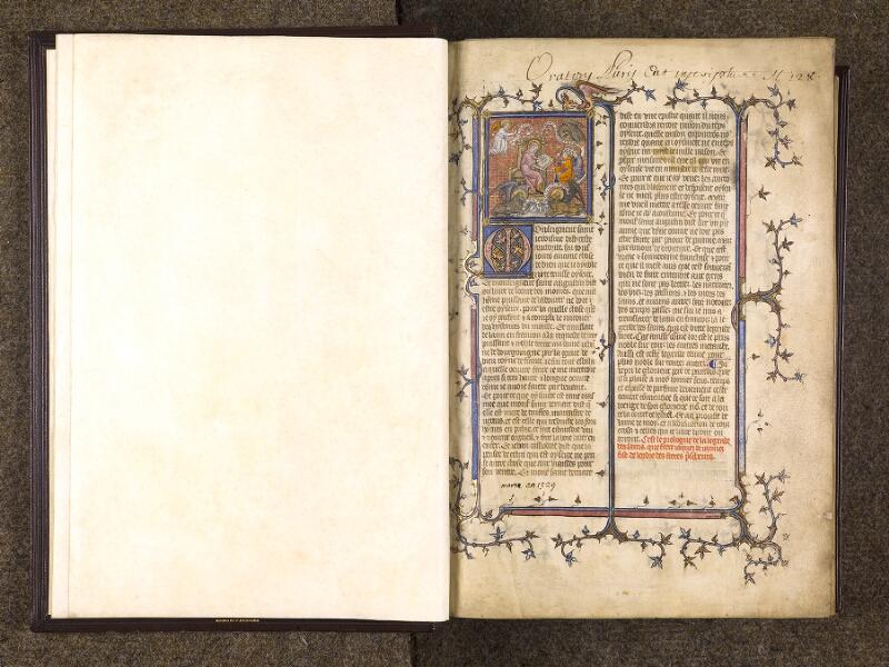 CHANTILLY, Bibliothèque du château, 0735 (1335), f. 002v - 003
