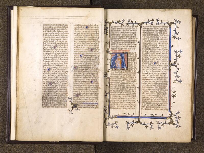 CHANTILLY, Bibliothèque du château, 0735 (1335), f. 009v - 010