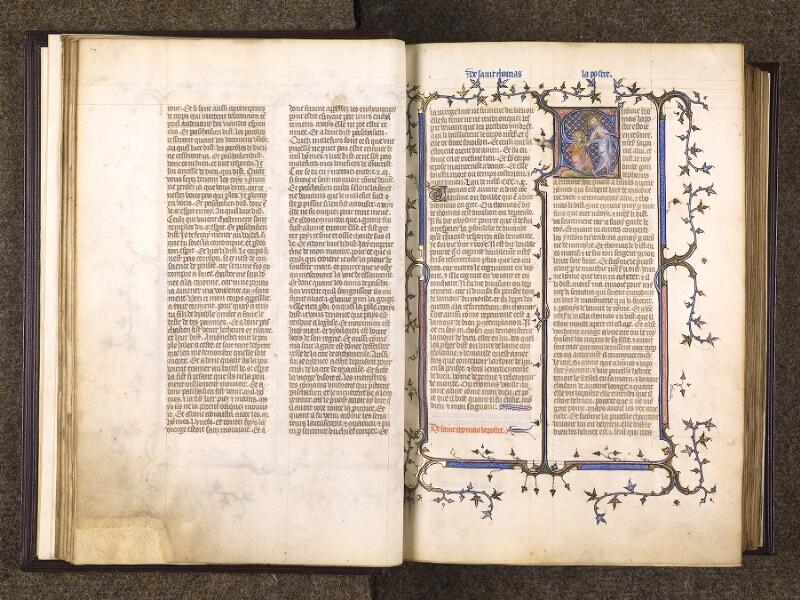 CHANTILLY, Bibliothèque du château, 0735 (1335), f. 017v - 018