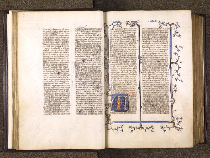 CHANTILLY, Bibliothèque du château, 0735 (1335), f. 023v - 024