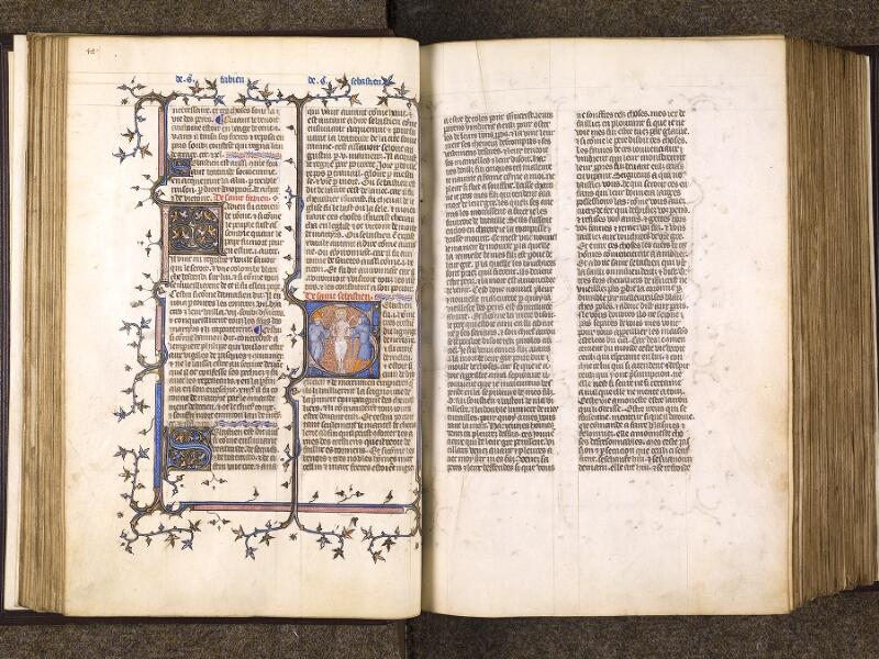 CHANTILLY, Bibliothèque du château, 0735 (1335), f. 048v - 049