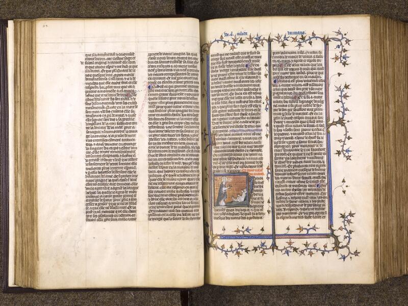 CHANTILLY, Bibliothèque du château, 0735 (1335), f. 062v - 063