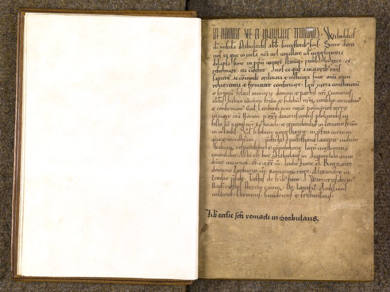 CHANTILLY, Bibliothèque du château, 0740 (1043), f. 000Bv - 001