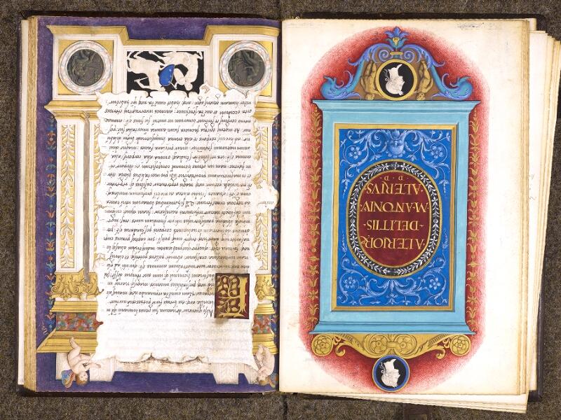 CHANTILLY, Bibliothèque du château, 0762 (1331), f. 033v - 034