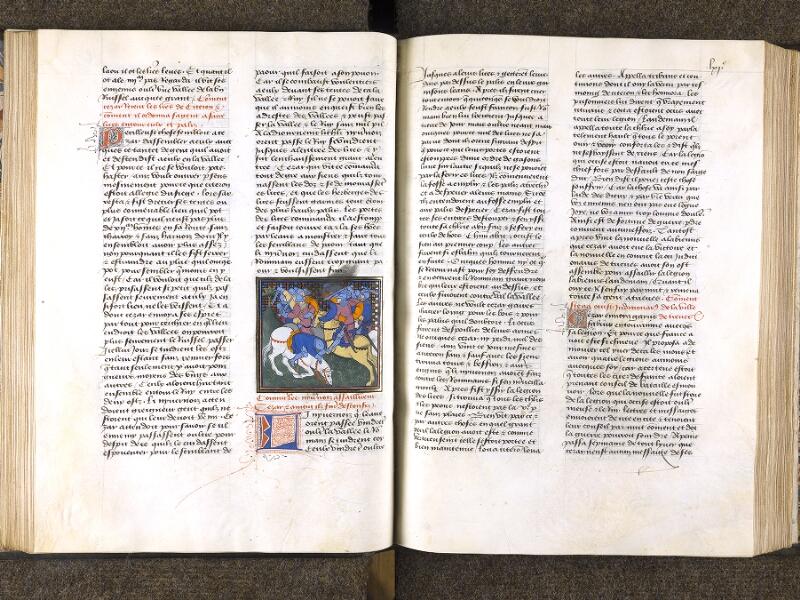 CHANTILLY, Bibliothèque du château, 0769 (0466), f. 060v - 061