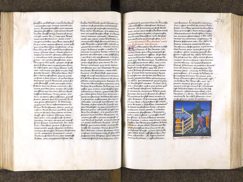 CHANTILLY, Bibliothèque du château, 0769 (0466), f. 086v - 087