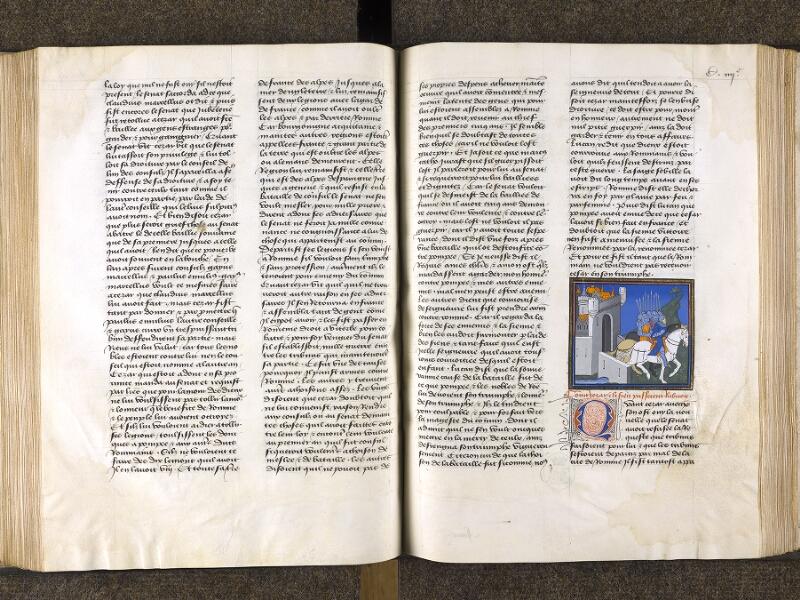 CHANTILLY, Bibliothèque du château, 0769 (0466), f. 103v - 104